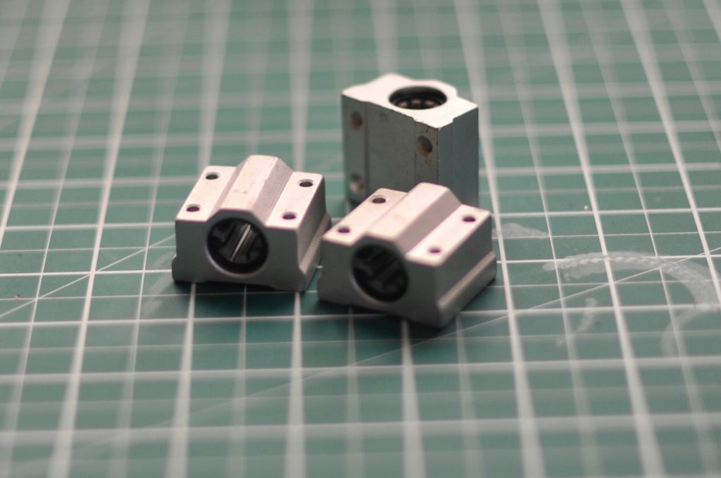 Better use for SC8UU Bearing blocks press fit @igus_Inc RJ4JP bushes in place of the original cheap LM8UU's #AnetA8… https://t.co/qEozJuHzyq